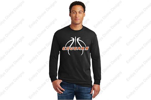 CK Basketball Long Sleeve T-Shirt