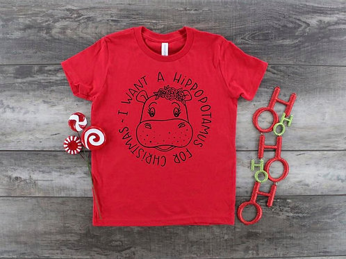 I want a hippopotamus for Christmas (YOUTH)