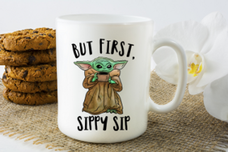 But first, Sippy Sip