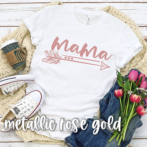 Mama (rose gold)