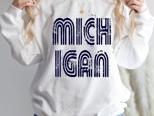 Michigan Retro