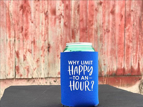 Why limit happy hour to an hour?