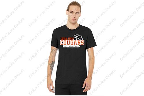 CK Basketball Short Sleeve T-Shirt (Black)