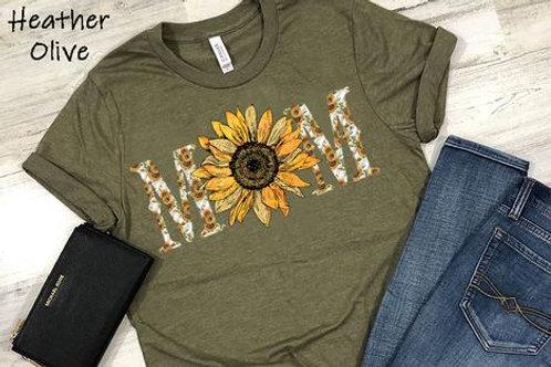Mom Sunflower