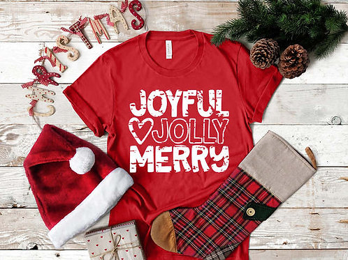 Joyful Jolly Merry