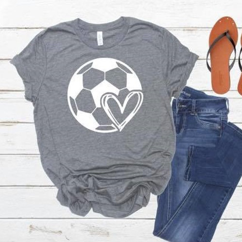 Soccer with heart