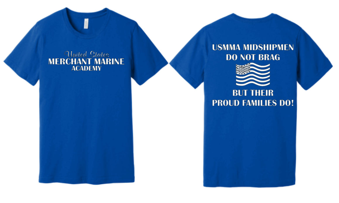 United States Merchant Marines Short Sleeve