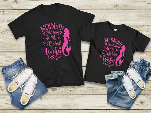 Mermaid kisses and starfish wishes (adult only)