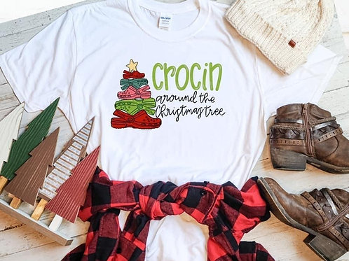 Crockin around the Christmas Tree
