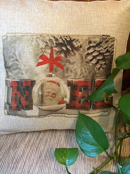 Noel Pillow Cover