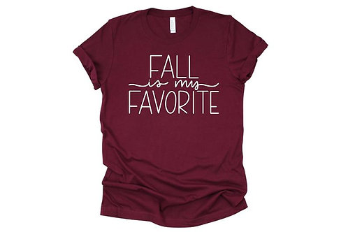 Fall is my