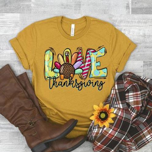 Love Thanksgiving