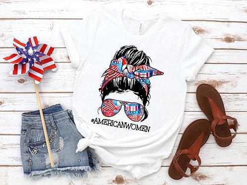 #Americanwoman