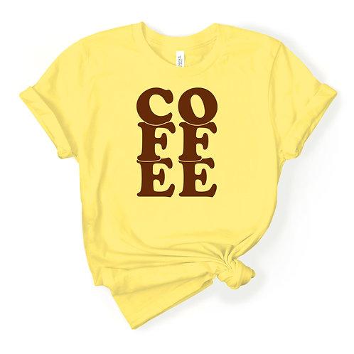 Coffee (brown ink)