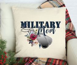 Military Mom Pillow