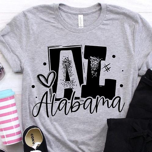AL-Alabama