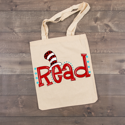 READ Tote (sublimation)