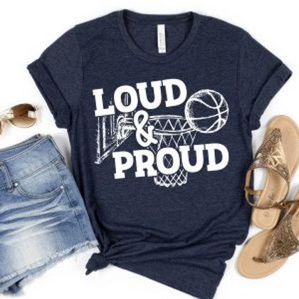 Loud and Proud (basketball)