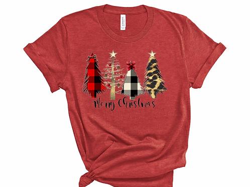 Merry Christmas (trees)
