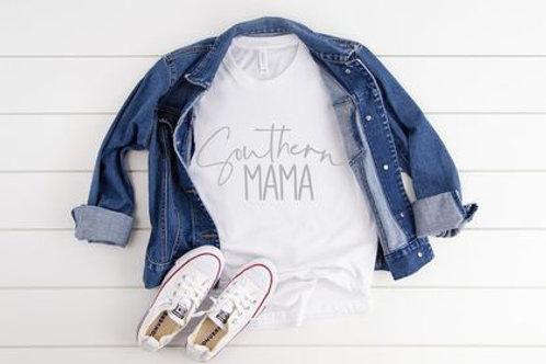 Southern Mama (grey ink)