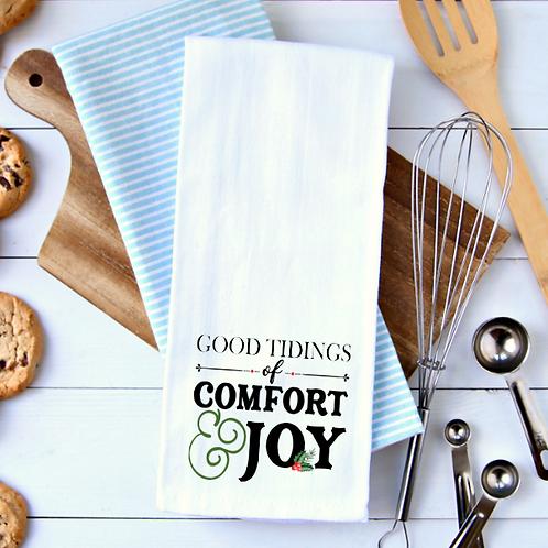 Comfort and Joy Towel