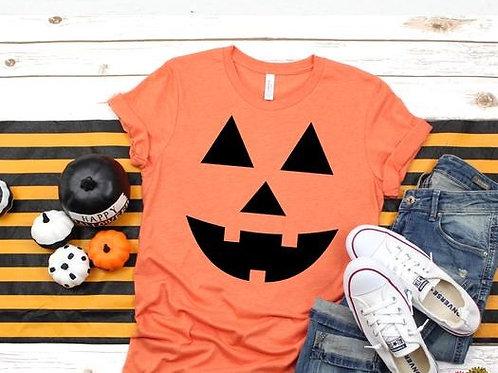 Pumpkin Face (adult)