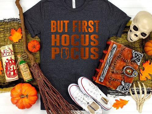 But first Hocus Pocus (orange ink)