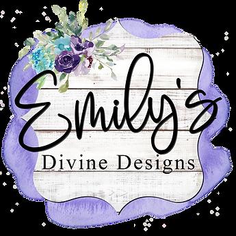Emily's Divine Designs Watermark Transpa