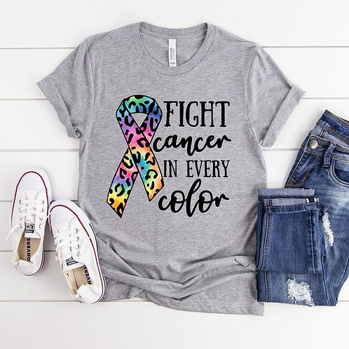 Fight Cancer in every color