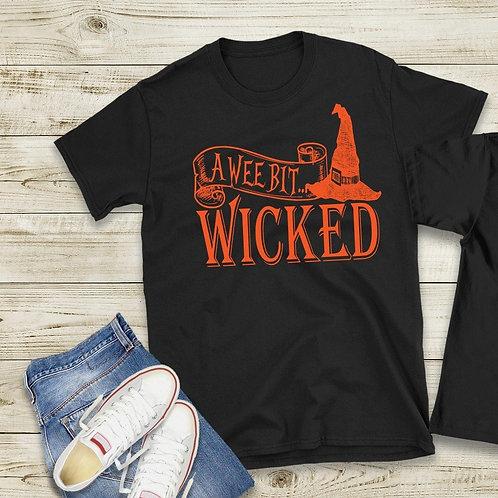 A wee bit wicked