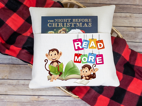 Read more money pocket pillow cover