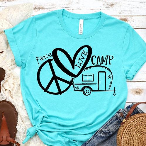 Peace Love Camp (camper)