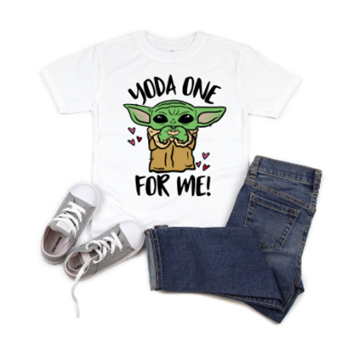 YODA one for me!