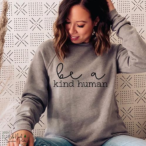Be a kind human