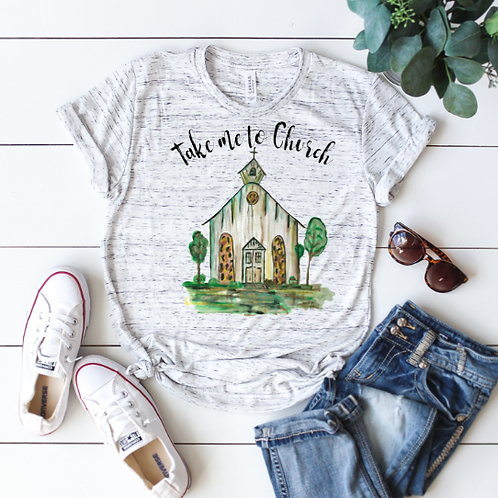 Take me to church (sublimation)
