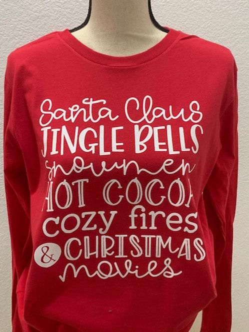 Santa Claus Jingle Bells
