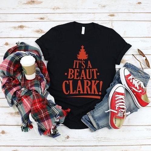 It's a beaut Clark