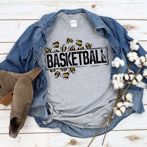 Basketball Leopard