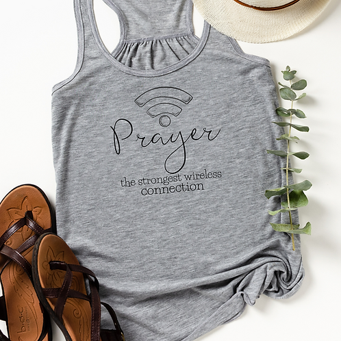 Prayer (the strongest wireless connection)