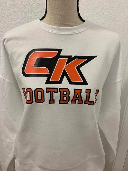 CK Crew Neck Sweatshirt