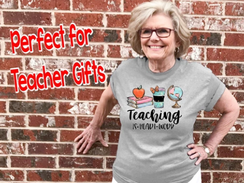 Teaching Is-Heart-Work