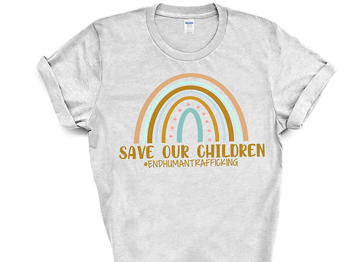 Save our children #stophumantrafficking
