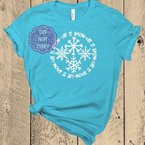 Let it snow-Let it snow-Let it snow