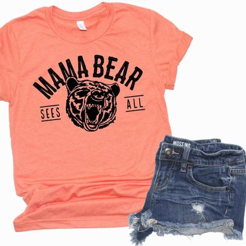 Mama Bear Sees All