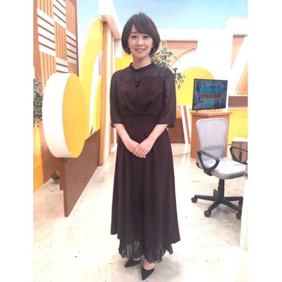 木佐彩子さん