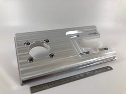 pièce en aluminium