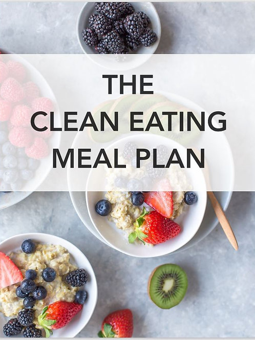 28 Day Clean Eating Plan