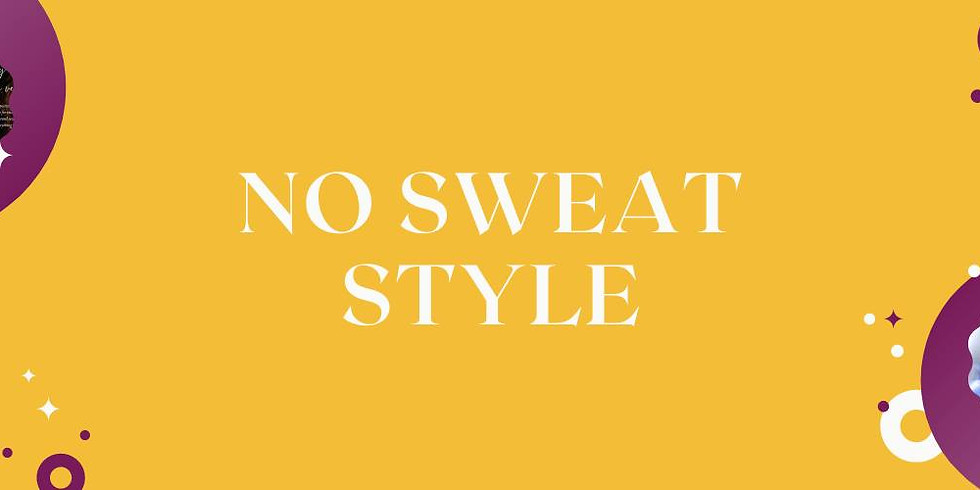 No Sweat Style