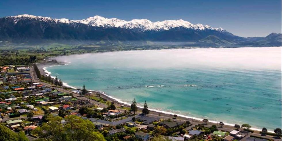 Kaikoura Mountain to Sea Retreat