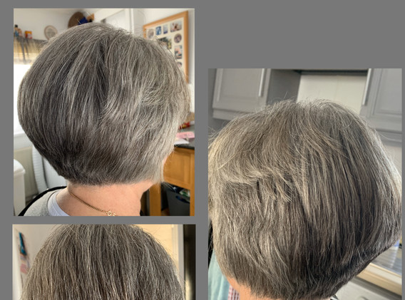 Restyle haircut